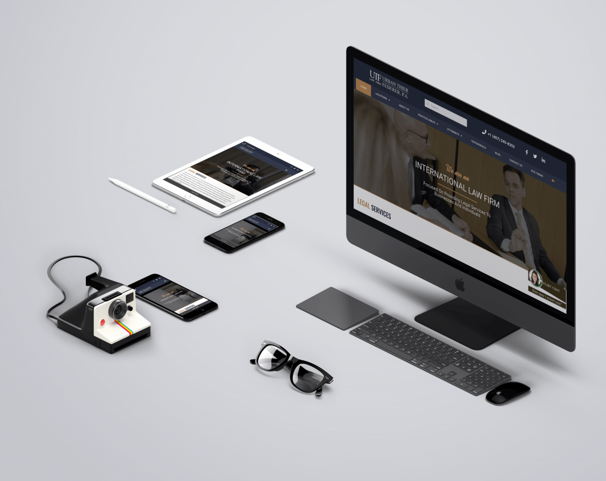 Urban American Website