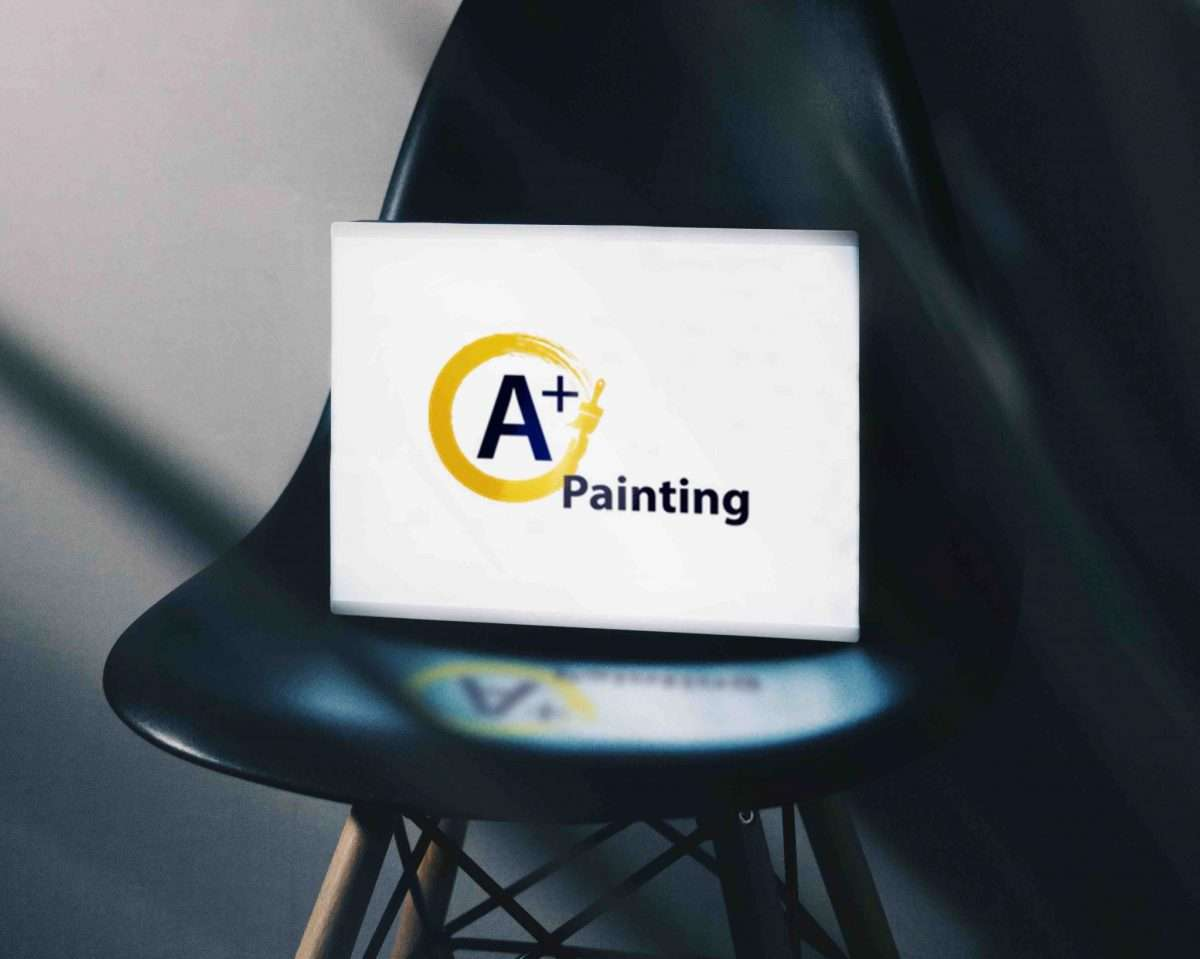 A+ Painting Logo